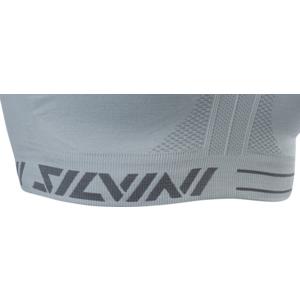 Women sports bra Silvini Tresa WA1653 cloud, Silvini