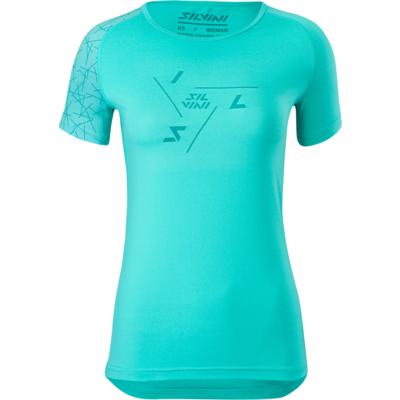 Women's jersey Silvini Giona WD1629 ocean