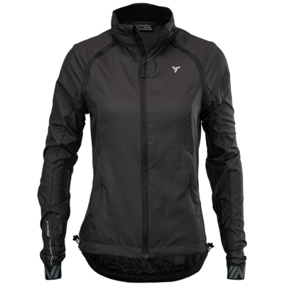 Women sports jacket Silvini Vetta WJ1623 black, Silvini