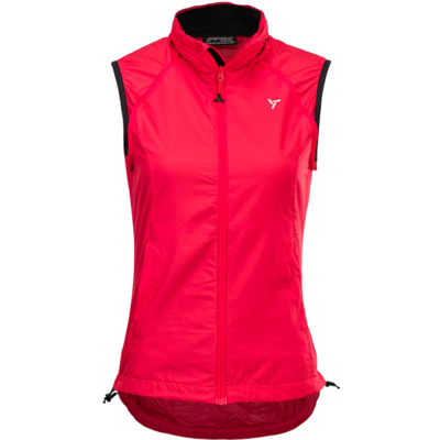 Women sports jacket Silvini Vetta WJ1623 red, Silvini