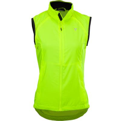 Women sports jacket Silvini Vetta WJ1623 neon, Silvini