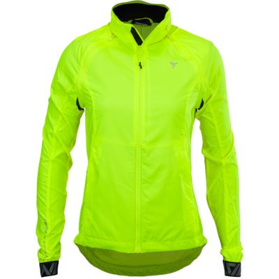 Women sports jacket Silvini Vetta WJ1623 neon