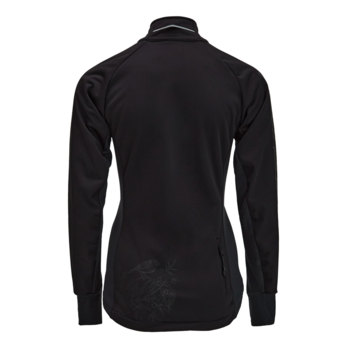 Women's softshell jacket Silvini Monna WJ703 black, Silvini