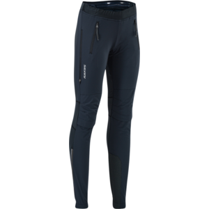 Women skialpové pants Silvini Takracte WP1145 black-cloud