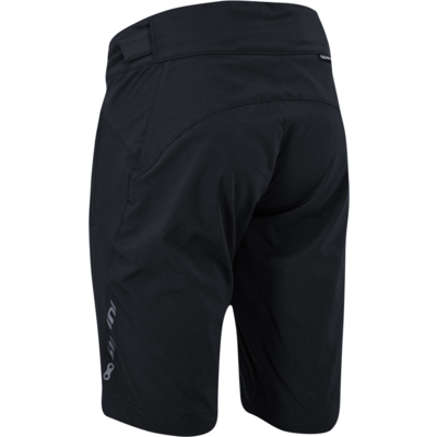 Women MTB shorts Silvini Patria WP1627 black, Silvini
