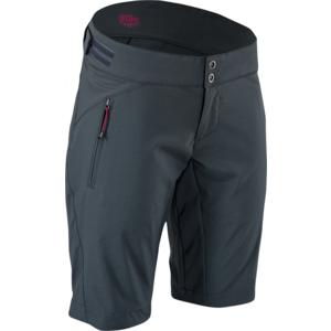 Women MTB shorts Silvini Patria WP1627 charcoal, Silvini