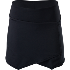 Women skirt Silvini Isorno PRO WS1216 black-charcoal, Silvini