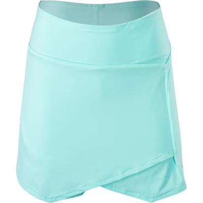 Women cycling skirt Silvini Isorno WS1638 turquoise, Silvini