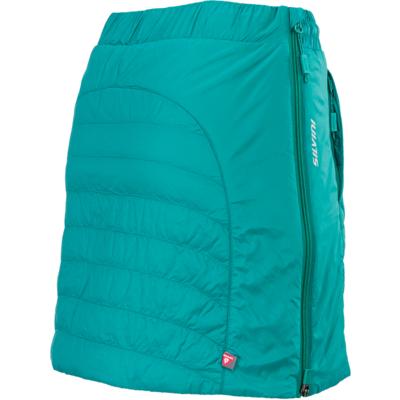 Women insulated skirt Silvini Cucca WS744 ocean, Silvini