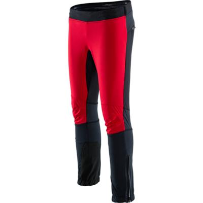 Children sports pants Silvini Melito CP1329 black red, Silvini