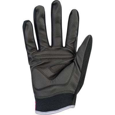 Men gloves Silvini GATTOLA MA1425 charcoal, Silvini