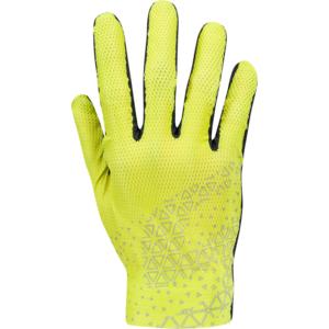 Men gloves Silvini Grata MA1641 lime-cloud, Silvini