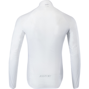Men cycling jacket Silvini Montilio MJ1601 White, Silvini