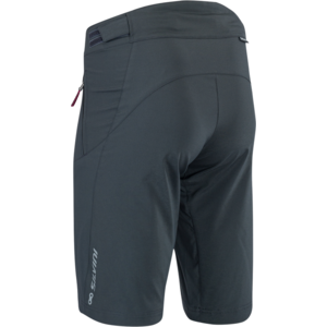Men shorts Silvini Dello MP1615 charcoal, Silvini