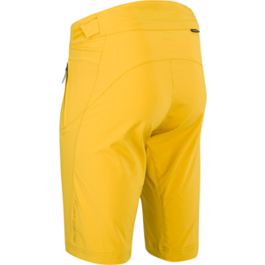 Men shorts Silvini Dello MP1615 yellow, Silvini