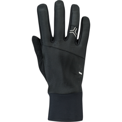 Women gloves Silvini Rieser WA1711 black, Silvini