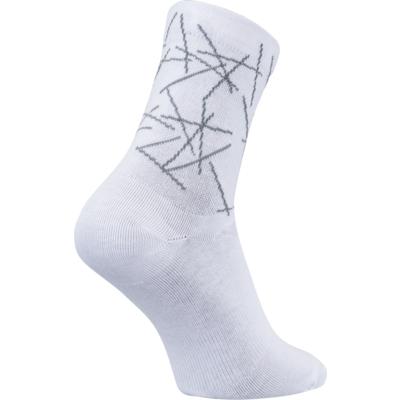 Cycling socks Silvini Aspra UA1661 white, Silvini