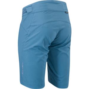Women MTB shorts Silvini Patria WP1627 blue, Silvini