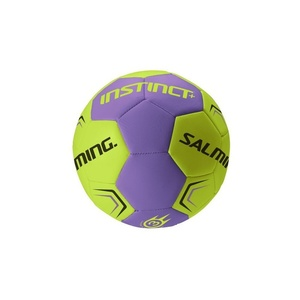Handball ball SALMING Instinct Plus Handball Purple / SafetyYellow, Salming