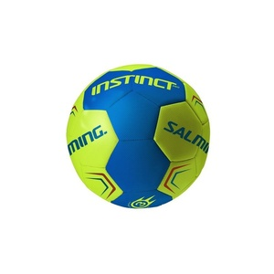 Handball ball SALMING Instinct For Handball Navy / SafetyYellow, Salming
