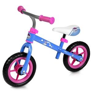 Children push bike Spokey HASBRO ELFIC pastel blue, Spokey