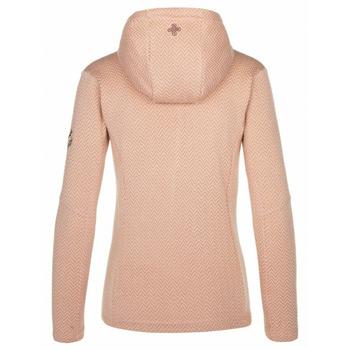 Women's warm jumper Kilpi IRINA-W pink, Kilpi