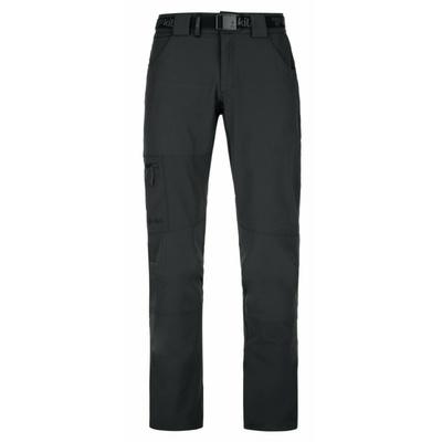 Men's outdoor trousers Kilpi JAMES-M Black