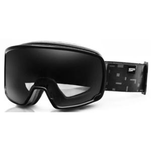 Ski glasses Spokey ELBERT black, Spokey