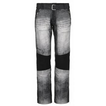 Women's softshell pants Kilpi JEANSO-W Black