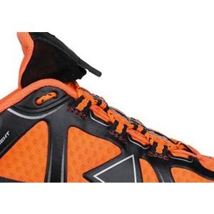 Men running boots RaidLight Dynamic Ultralight Black / Orange, Raidlight