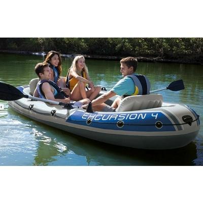 Boat Intex EXCURSION 4 SET 68324, Intex