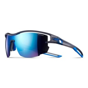 Sun glasses Julbo AERO SP3 CF translucent gray / blue, Julbo