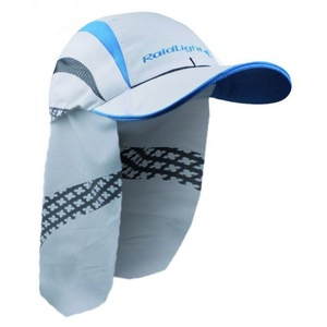 Running cap Raidlight R-Light Cap White / Electric Blu, Raidlight