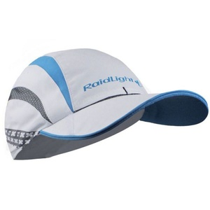 Cap Raidlight R-Light Cap White / Electric Blu, Raidlight