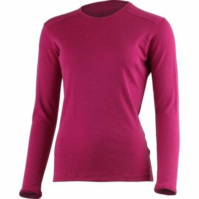 Women merino sweatshirt Lasting BERTA-9088 black, Lasting