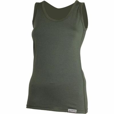 Women's merino top Lasting BARA-6262 green, Lasting