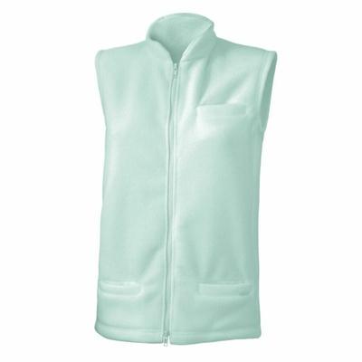 Women's fleece vest Lasting NEMO-9090 turquoise, Lasting