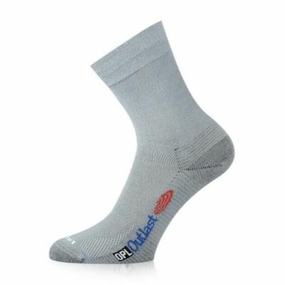 Socks functional Lasting OPL-800 gray, Lasting