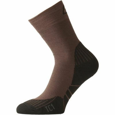 Socks functional Lasting TC1-721 brown, Lasting