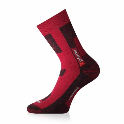 Socks functional Lasting TKG-328 red, Lasting