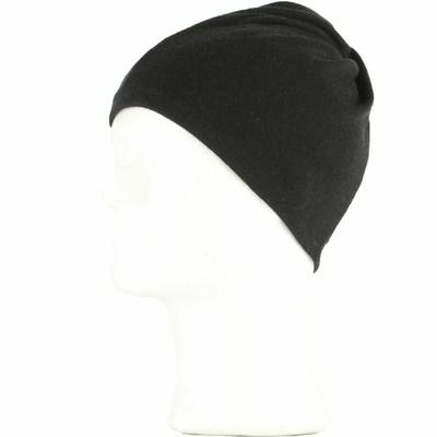 Merino neck warmer Lasting BUL black, Lasting