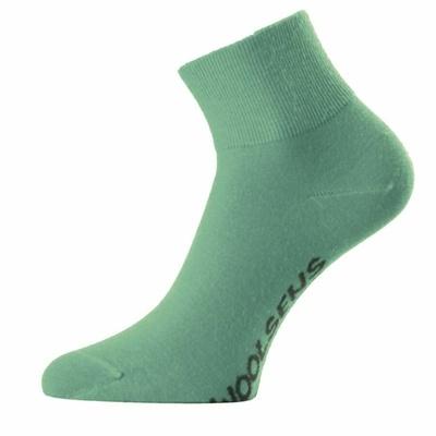 Socks Lasting merino FWB-560 green