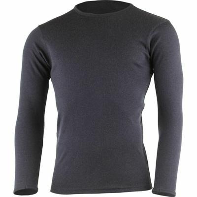 Men merino sweatshirt Lasting BELO-5959 blue
