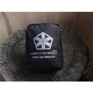 First Aid Kit PENTAGON® Hippocrates Medikit black, Pentagon