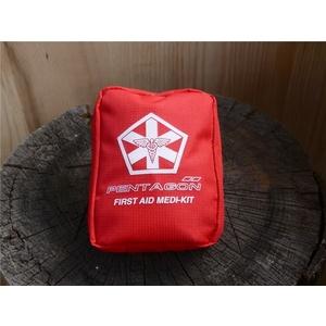 First Aid Kit PENTAGON® Hippocrates Medikit red, Pentagon