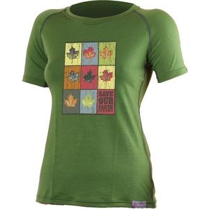 Merino shirt Lasting SHEET 6060 green wool, Lasting