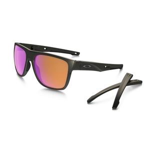 Sun glasses OAKLEY Crossrange XL Carbon w/ PRIZM Trail OO9360-0358, Oakley