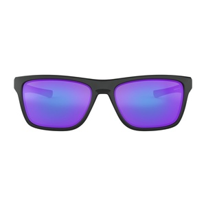 Sun glasses OAKLEY Holston Matt Black w/ Violet Irid OO9334-0958, Oakley