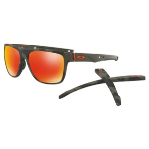 Sun glasses OAKLEY Crossrange XL MtOlvCam w/ PRIZM Ruby OO9360-1158, Oakley