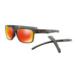 Sun glasses OAKLEY Crossrange Grey Smoke w/ PRIZM Ruby OO9361-1257, Oakley